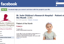 St. Jude Facebook Page