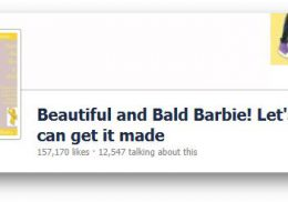 Bald and Beautiful Facebook Page