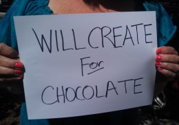 Will Create For Chocolate