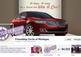 Friendship Circle Fan Page