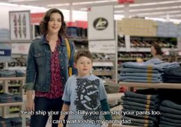 Kmart Ship My Pants Commercial