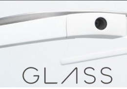 Google Glass Visual