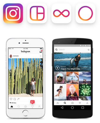 A new Instagram interface