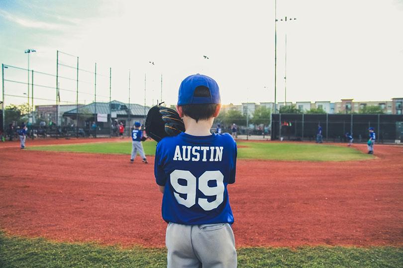 Childhood sports retirement