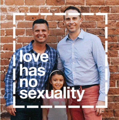 Love Has No Sexuality