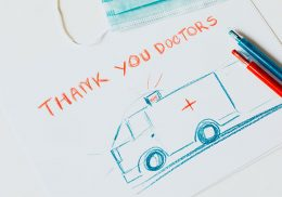 5 brands supporting to healthcare workers.