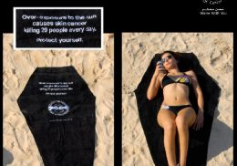 Friends of Cancer Patients Beach Towel