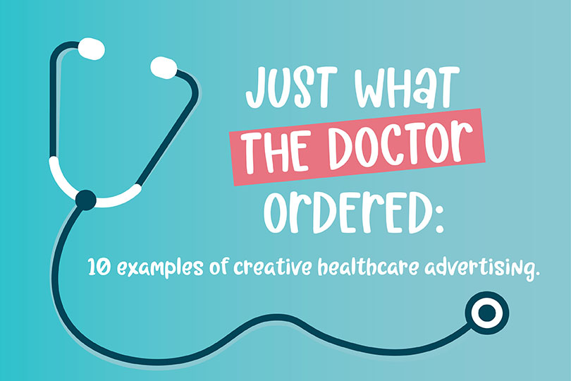 Creative HealthCare Advertising Blog Series